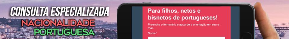 consulta especializada - nacionalidade portuguesa