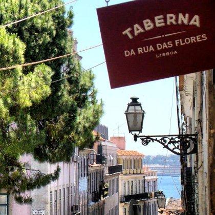 A TABERNA DA RUA DAS FLORES - nacionalidade portuguesa
