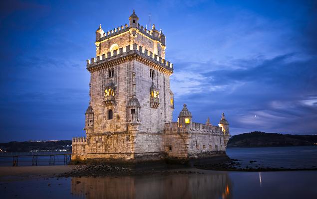 Torre de Belém - nacionalidade portuguesa
