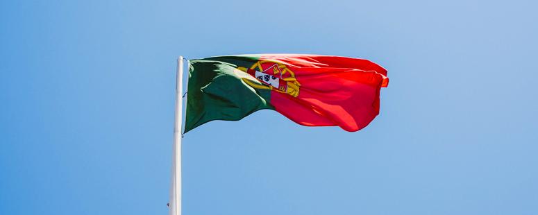 Bandeira de Portugal - nacionalidade portuguesa