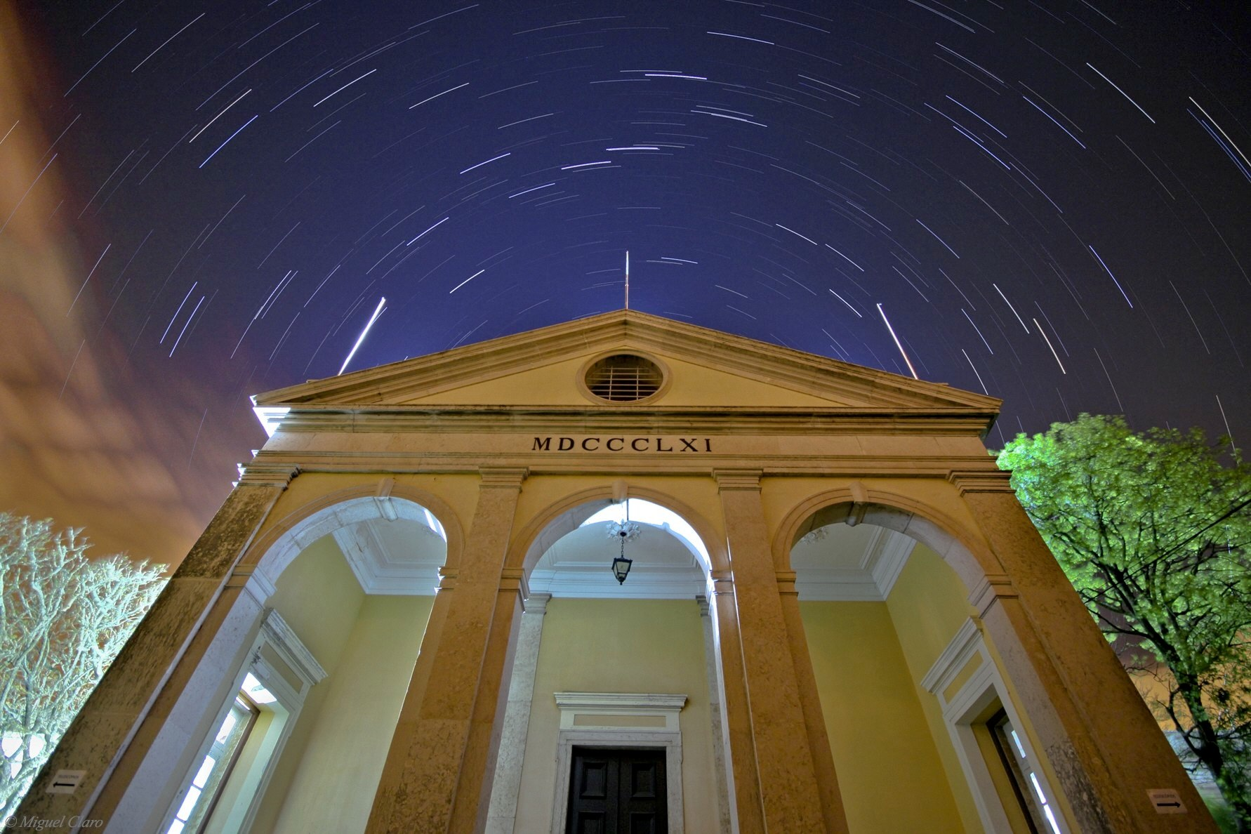 Observatório Astronômico de Lisboa - nacionalidade portuguesa