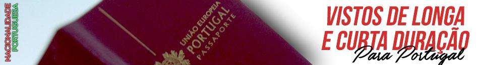 vistos de longa e curta duração - nacionalidade portuguesa