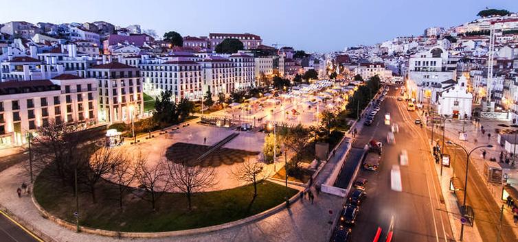 Rooftop Bar do Hotel Mundial - nacionalidade portuguesa