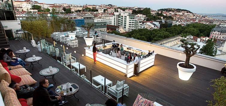 Sky Bar do Tivoli - nacionalidade portuguesa