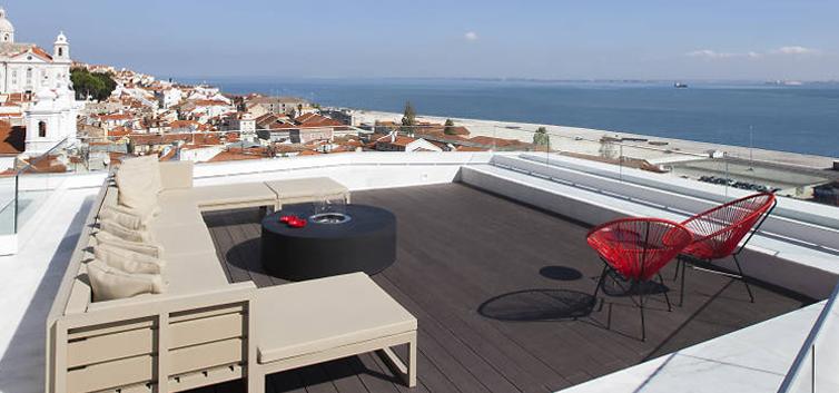 Wine Bar & Terrace do Memmo Alfama - nacionalidade portuguesa