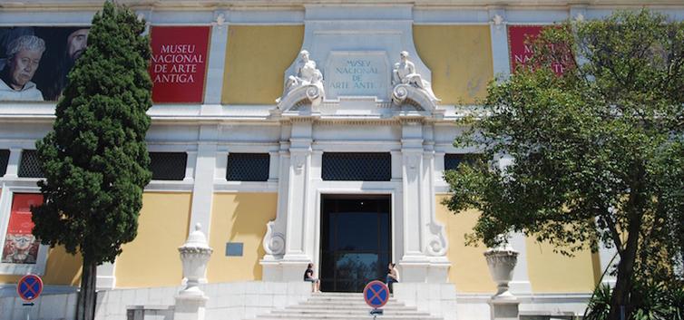 museu nacional de arte antiga - nacionalidade portuguesa