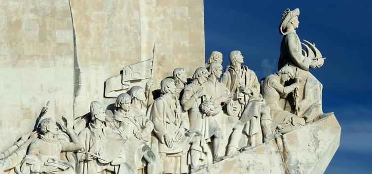 padrão dos descobrimentos, Lisboa - nacionalidade portuguesa