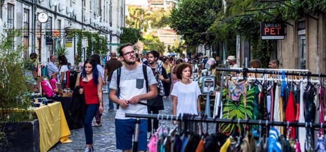 LX Market e LX Rural, Alcântara - nacionalidade portuguesa