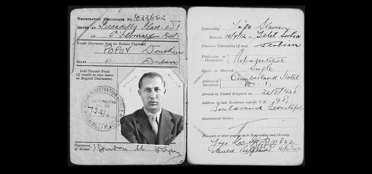 história do espião que inspirou James Bond - nacionalidade portuguesa