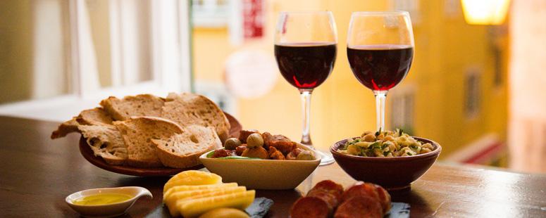 Lisbon Food & Wine Walk - nacionalidade portuguesa
