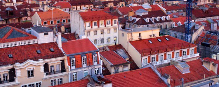 Preços de aluguel em Portugal