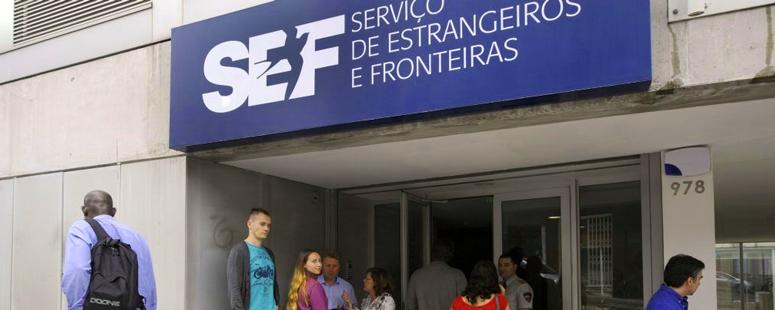 SEF - serviço de estrangeiros e fronteiras - nacionalidade portuguesa