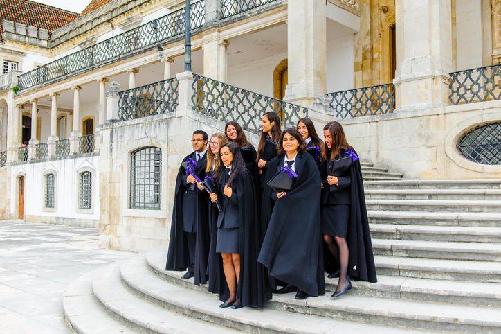 universitarios de portugal
