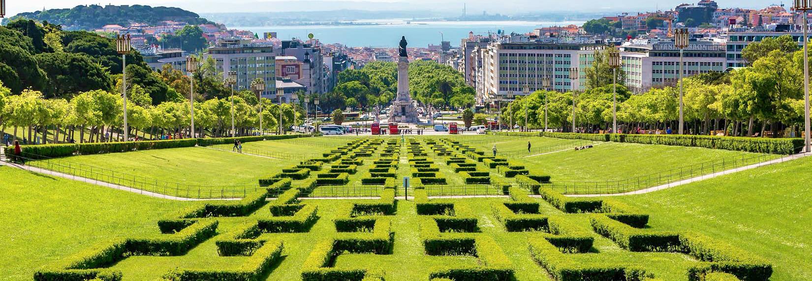 Parque Eduardo VII - nacionalidade portuguesa