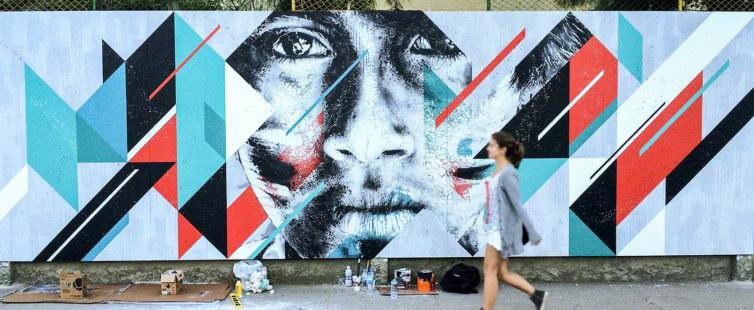 Street art - nacionalidade portuguesa