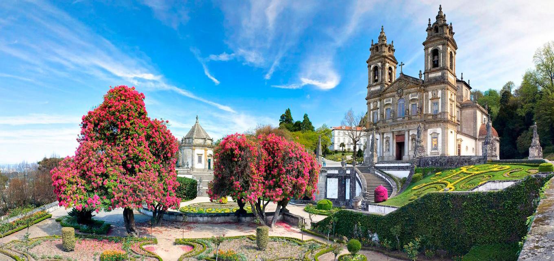 Braga em Portugal - nacionalidade portuguesa