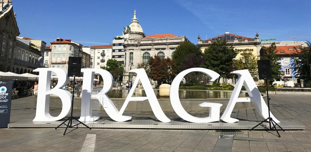 Morar em Braga - nacionalidade portuguesa