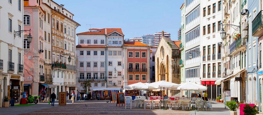 morar em Coimbra - nacionalidade portuguesa