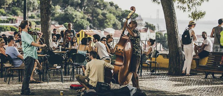 Miradouro da Graça,Calçada da Graça Portugal - nacionalidade portuguesa