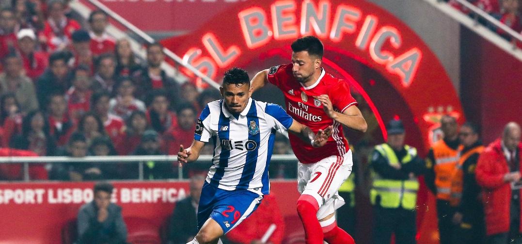 FC Porto e Benfica - nacionalidade portuguesa