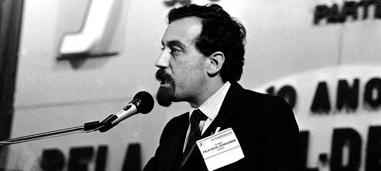 Marcelo Rebelo de Sousa em 1984 - nacionalidade portuguesa