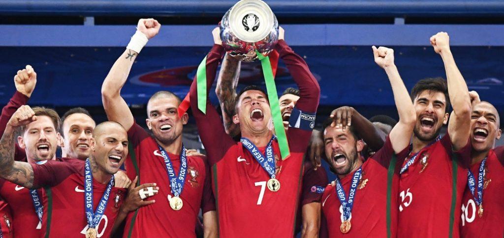 história do futebol em Portugal - nacionalidade portuguesa