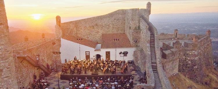 Festival Internacional de Música de Marvão - nacionalidade portuguesa