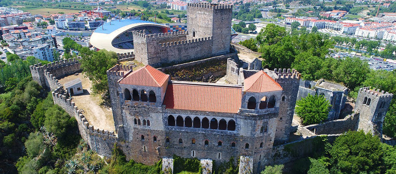 castelo de leiria - nacionalidade portuguesa