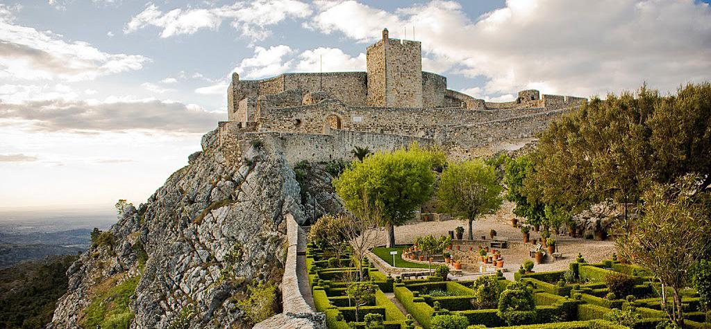 castelo de marvão - nacionalidade portuguesa