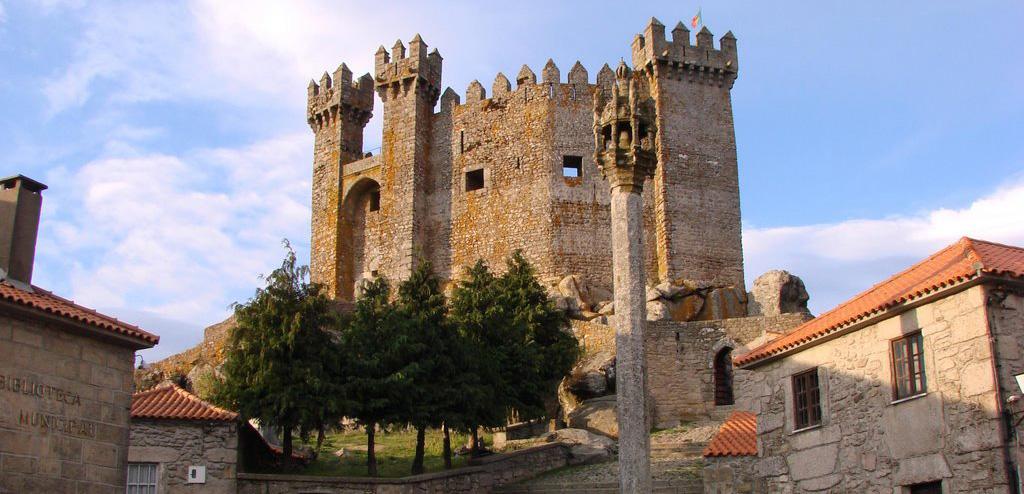 castelo de penedono - nacionalidade portuguesa