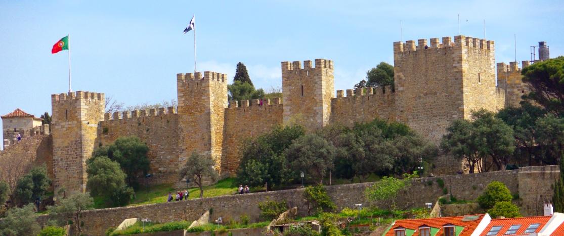 castelo de são jorge - nacionalidade portuguesa