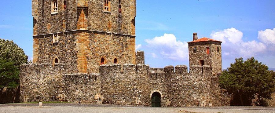 castelo de bragança - nacionalidade portuguesa
