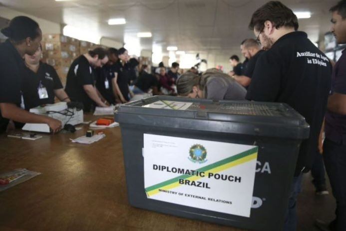 votação no exterior Portugal