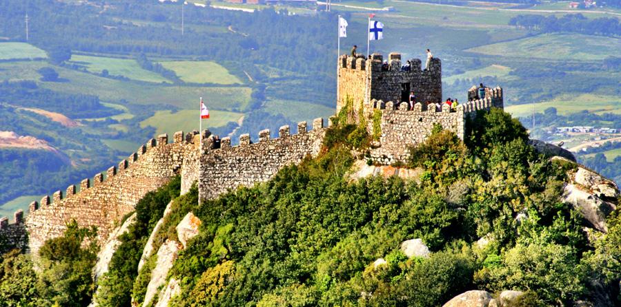 castelo dos Mouros - nacionalidade portuguesa