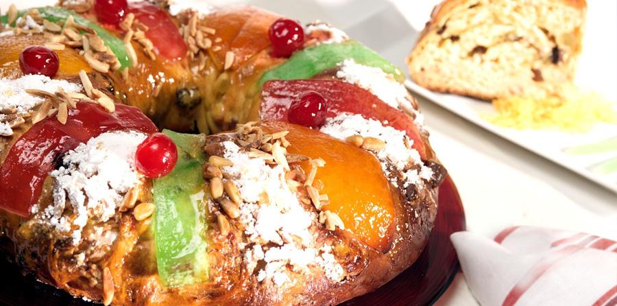 bolo rei - nacionalidade portuguesa