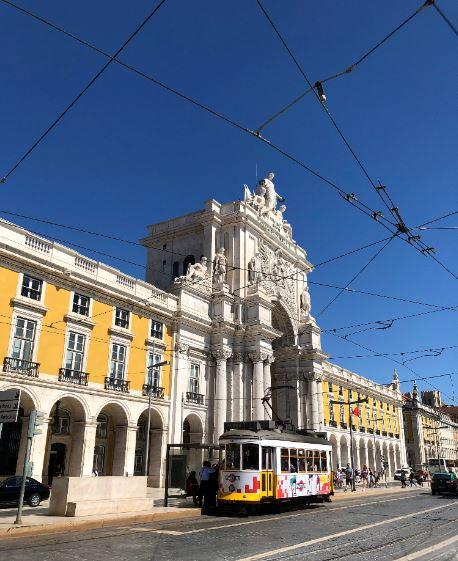 Lisboa Praça do Comércio