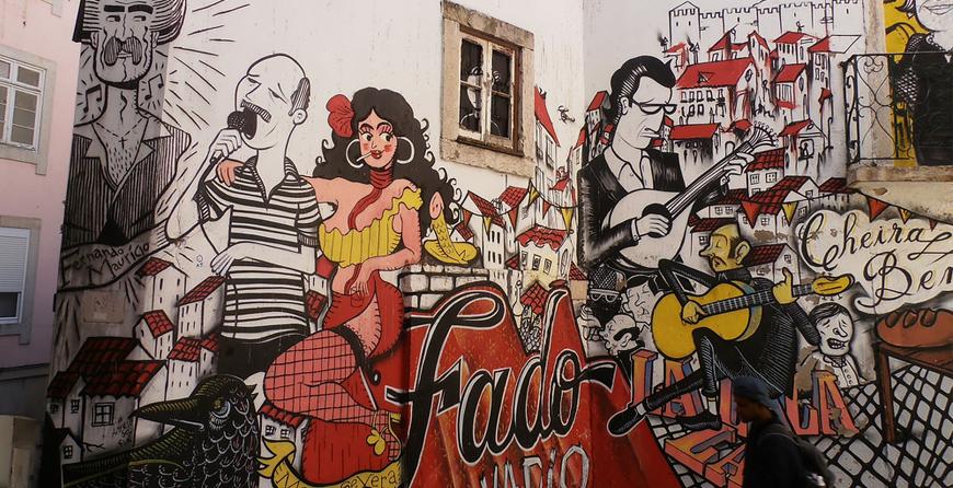 becos de Alfama - nacionalidade portuguesa