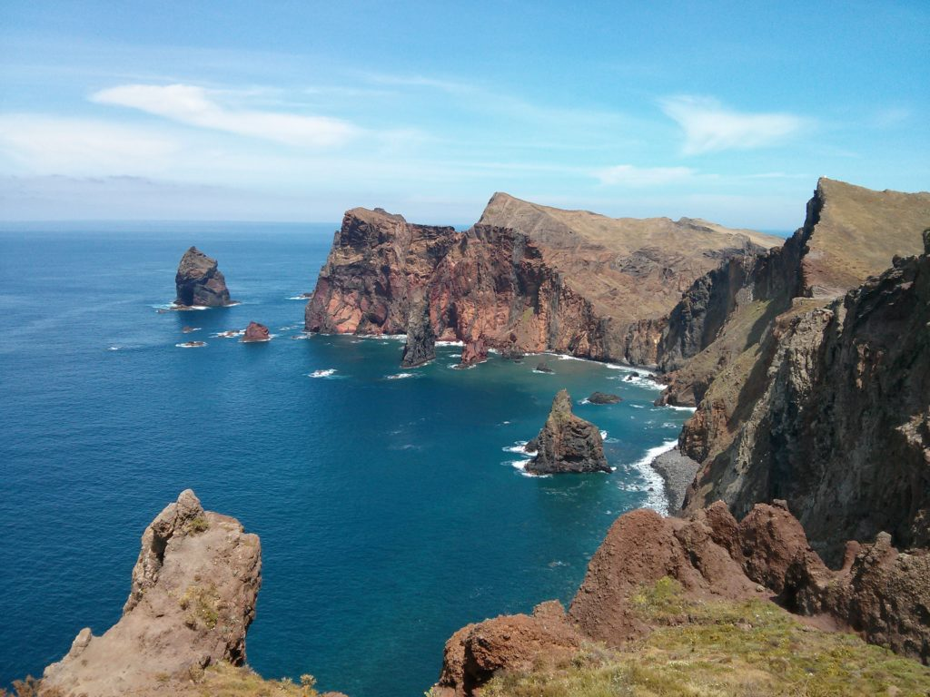 Ilha da Madeira - nacionalidade portuguesa