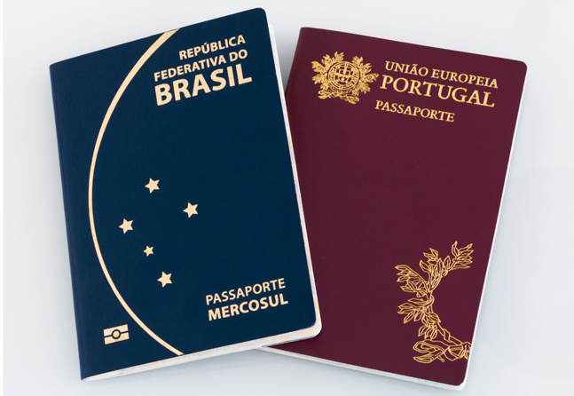 Morar em Portugal - Passaporte Português