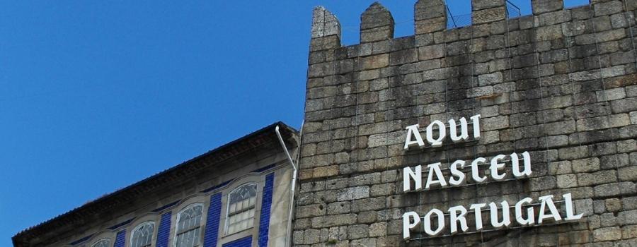 Como é morar em Guimarães - nacionalidade portuguesa