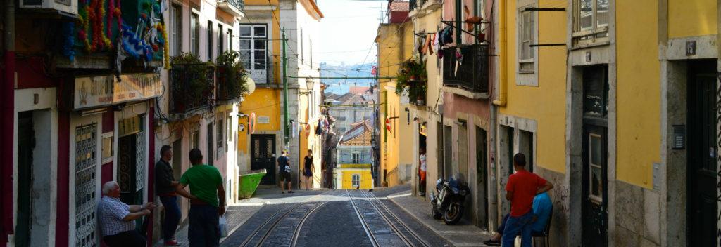Bairro Alto - nacionalidade portuguesa