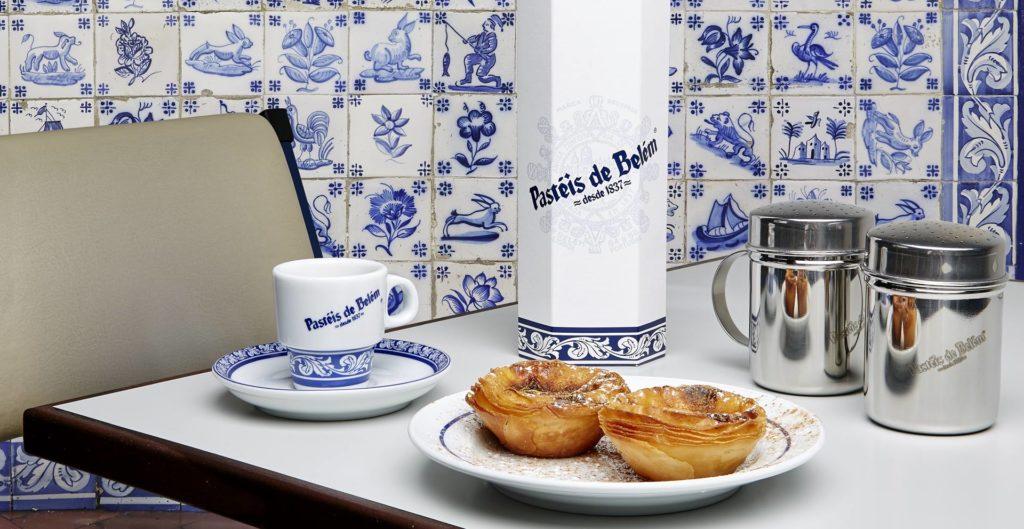 Pastel de belém - nacionalidade portuguesa