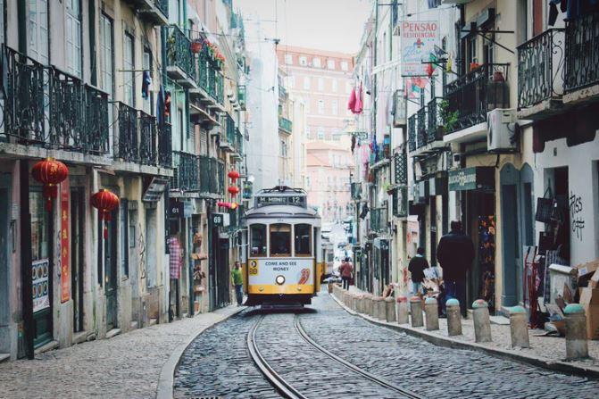 portugal em Janeiro