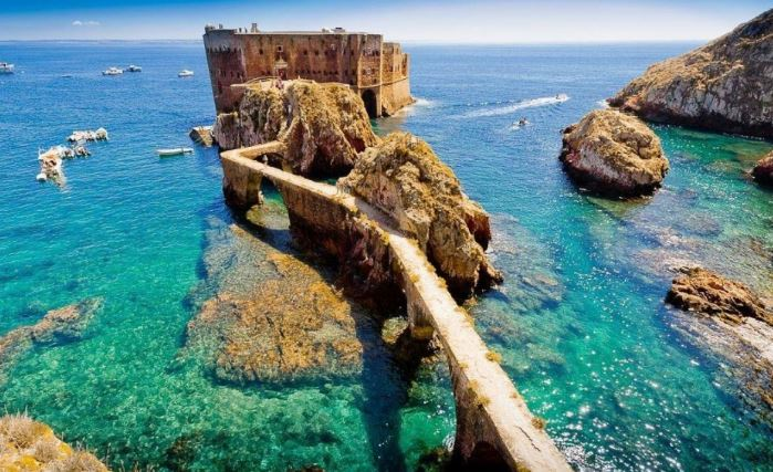 Arquipélago de Berlengas - Nacionalidade Portuguesa