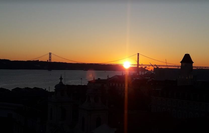 miradouro de Santa Catarina - Nacionalidade Portuguesa