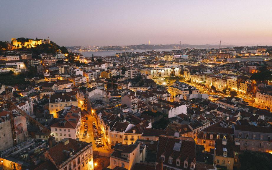 miradouros de lisboa - nacionalidade portuguesa