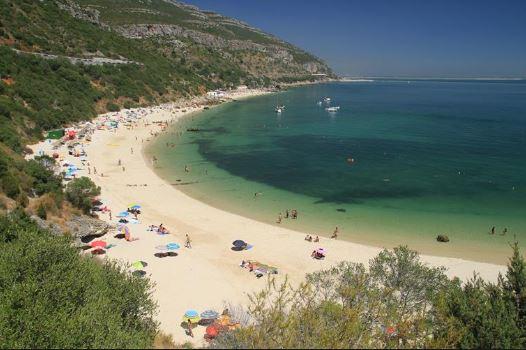 Praia de galapinhos Portugal - nacionalidade portuguesa