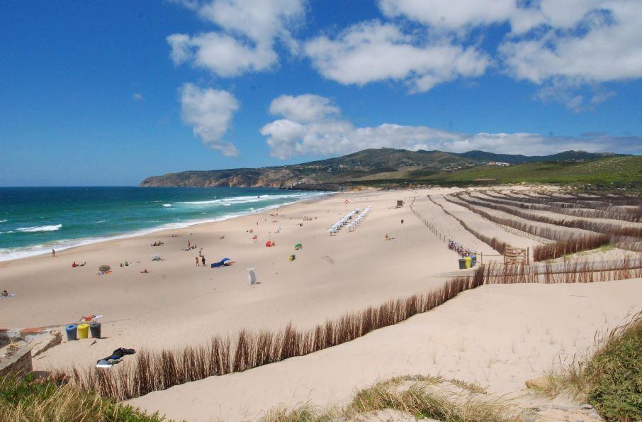 Praia do Guincho - nacionalidade portuguesa
