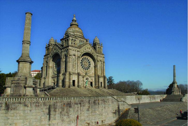 Basilica de Santa Luzia - Nacionalidade Portuguesa