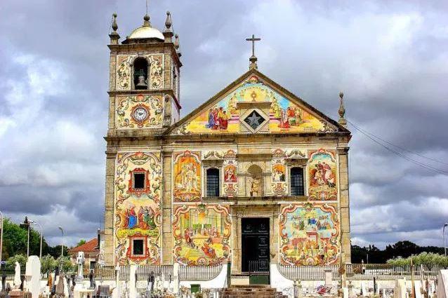 Igreja Ovar - nacionalidade Portuguesa